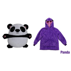 Cute Pets Hoodies(Suitable for all ages) Cute Panda / 3-6 years gotolovely