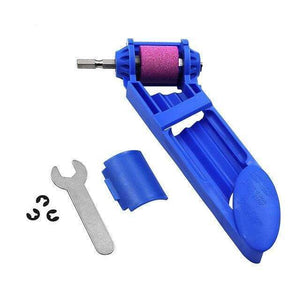 DIAMOND DRILL BIT SHARPENING TOOL - PERFECT FOR ANY WORKSHOP Blue gotolovely