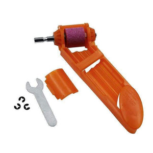 DIAMOND DRILL BIT SHARPENING TOOL - PERFECT FOR ANY WORKSHOP Orange gotolovely