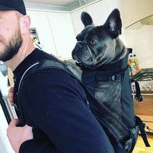 Load image into Gallery viewer, Dog Backpack Black / S gotolovely