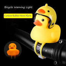 Load image into Gallery viewer, Duck Bicycle Bell & Head Lights gotolovely