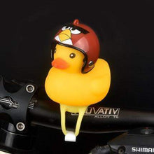 Load image into Gallery viewer, Duck Bicycle Bell & Head Lights Angry Birds gotolovely