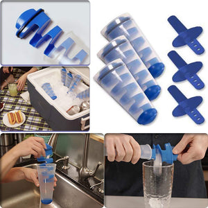Easy Freeze™ Ice Cube Cap (Set of 10) gotolovely