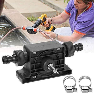 Electric Drill Drive Pump gotolovely