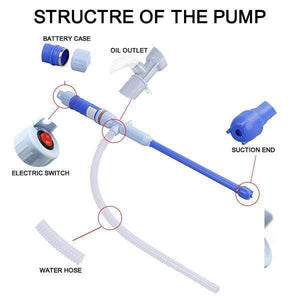 Electric  Liquid Transfer Pump - GoYeah