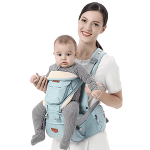Ergonomic Breathable Hipseat Baby Carrier gotolovely