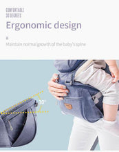 Load image into Gallery viewer, Ergonomic Breathable Hipseat Baby Carrier gotolovely