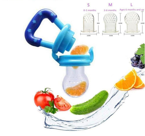 Fresh Fruit Baby Pacifier gotolovely