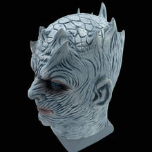 Load image into Gallery viewer, Game Of Thrones Halloween Mask Night's King Walker Face Mask gotolovely