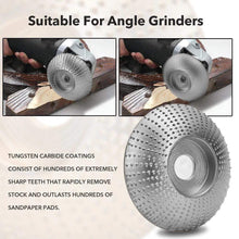 Load image into Gallery viewer, Ggrinder&Grinder Shaping Disc Remove Materials Quickly And Easily gotolovely