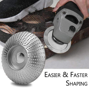 Ggrinder&Grinder Shaping Disc Remove Materials Quickly And Easily gotolovely