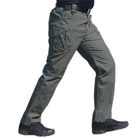 GORILLA Tactical Cargo Pants Gray green / 30