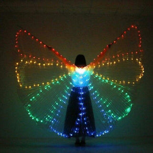 Gotolovely™ LED Butterfly Wings MULTICOLOR B gotolovely