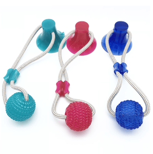 【Highest monthly sales】Flexible Pet Molar Bite Toy gotolovely