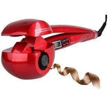 Load image into Gallery viewer, 🔥HOT SALE-2019 Automatic Hair Curler Red / US gotolovely