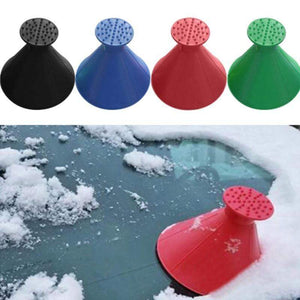 🔥HOT SALE🔥Magical Car Ice Scraper Set of 2 (Random Color) gotolovely