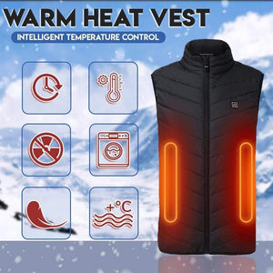 Instant Warmth Heating Vest gotolovely