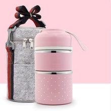 Load image into Gallery viewer, Insulation bucket Two Tier + Bag gotolovely