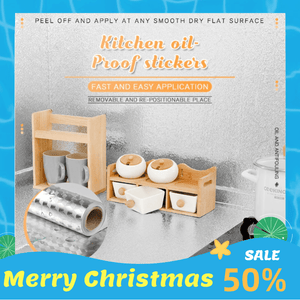 Kitchen Oil-proof Stickers(Christmas Promotion-50% OFF) gotolovely