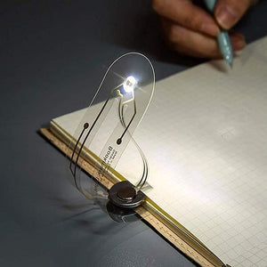 LED Bookmark Night Light (2pcs) - GoYeah