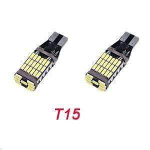 LED Taillights(One pack of two lights) T15 / 1pack gotolovely