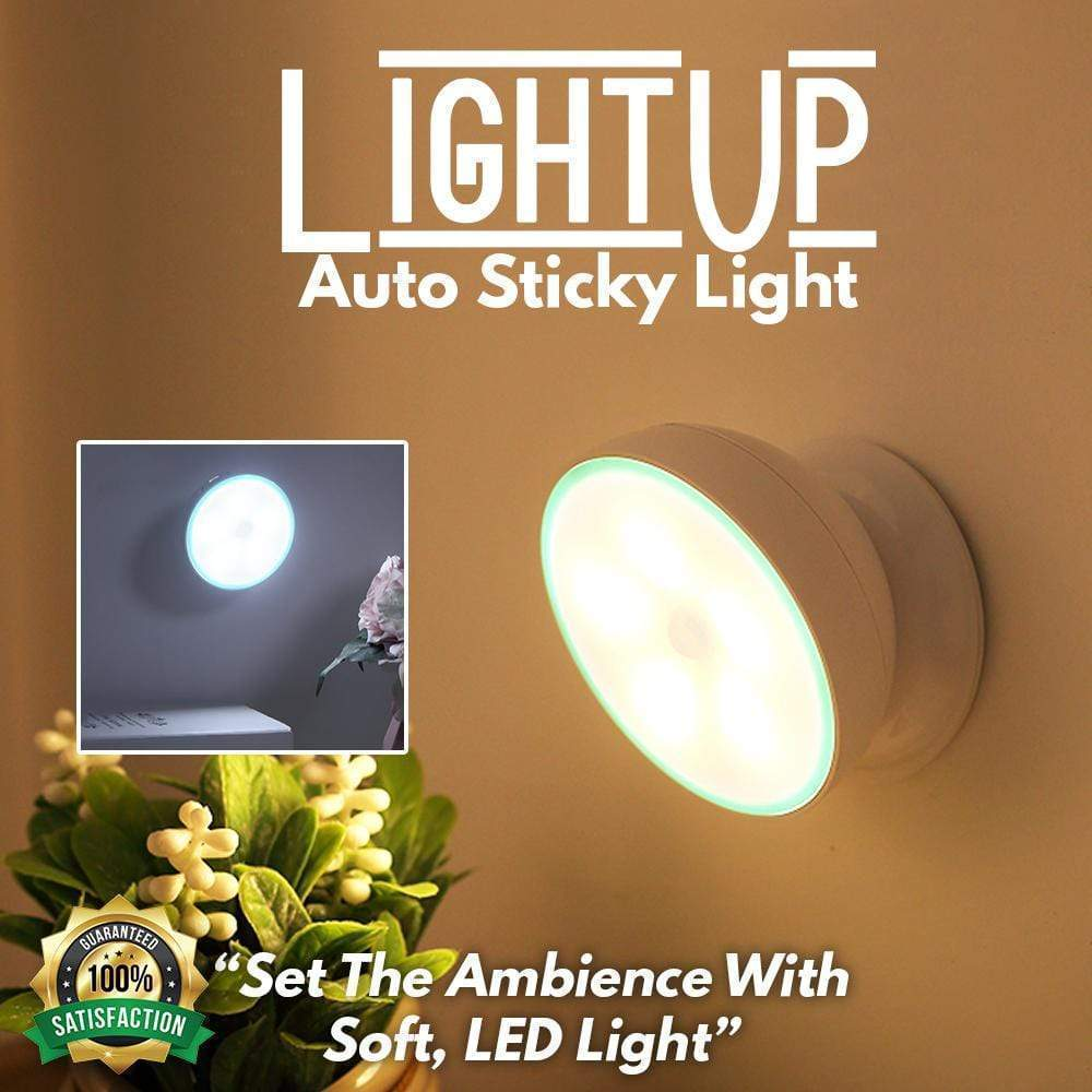 LightUp™ Auto Sticky Light gotolovely