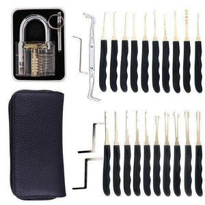 Lock Repair And Unlock Kit INTERMEDIATE COMBINATION gotolovely
