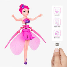 Load image into Gallery viewer, Magic Flying Fairy Princess Doll gotolovely