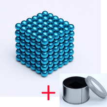Load image into Gallery viewer, Magnetic Magic Cube - 3mm Light Blue / 3mm gotolovely