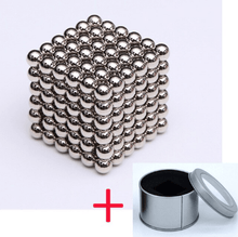 Load image into Gallery viewer, Magnetic Magic Cube - 3mm Nickel / 3mm gotolovely