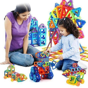 Magnetic mania building blocks kids gotolovely