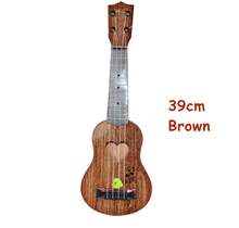 Load image into Gallery viewer, Mini Guitar 15 inch Brown gotolovely