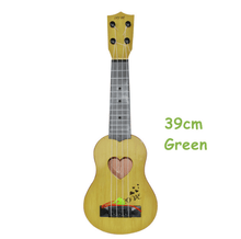 Load image into Gallery viewer, Mini Guitar 15 inch Green gotolovely