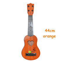 Load image into Gallery viewer, Mini Guitar 17 inch Orange gotolovely