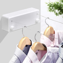 Load image into Gallery viewer, Modern Design Indoor/Outdoor Retractable Clothesline gotolovely