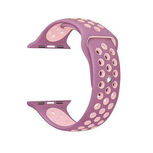 Perforated Purple pink / 38/40 mm gotolovely