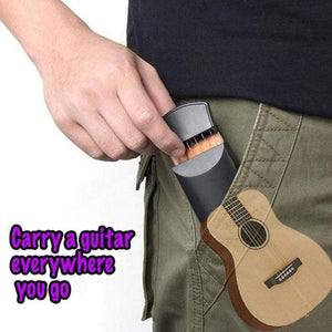PORTABLE POCKET GUITAR gotolovely