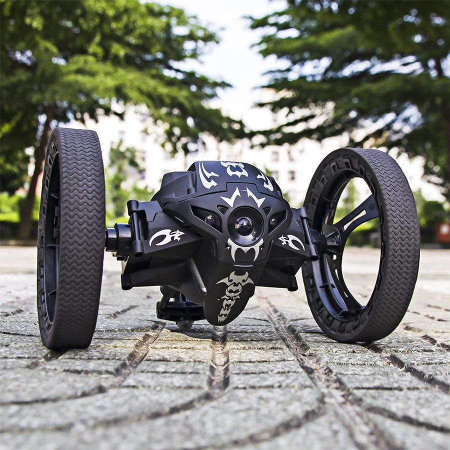 Remote Control Bounce Car - 2.4GHz black gotolovely