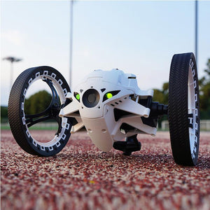 Remote Control Bounce Car - 2.4GHz white gotolovely