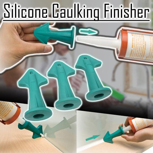 Caulk Nozzle & Scraper Set