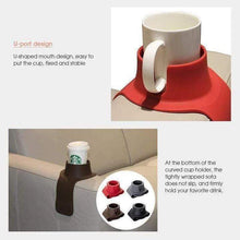 Load image into Gallery viewer, Sofa Drink Holder Red gotolovely