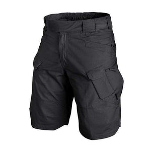 "Summer Waterproof Tactical Shorts BLACK / S(31""-34"") gotolovely"