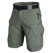 "Load image into Gallery viewer, Summer Waterproof Tactical Shorts GREEN / S(31""-34"") gotolovely"
