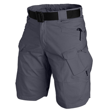 "Load image into Gallery viewer, Summer Waterproof Tactical Shorts GREY / S(31""-34"") gotolovely"