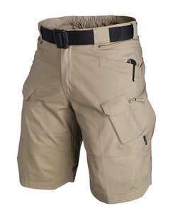 "Summer Waterproof Tactical Shorts KHAKI / S(31""-34"") gotolovely"