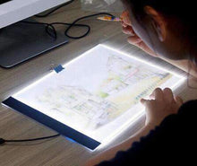 Load image into Gallery viewer, Super-Thin, LED Light Diamond Painting Pad Large gotolovely