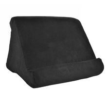 Load image into Gallery viewer, Tablet Pillow Holder Black gotolovely