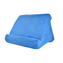 Load image into Gallery viewer, Tablet Pillow Holder Blue gotolovely