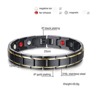 Therapeutic Energy Bracelet gotolovely