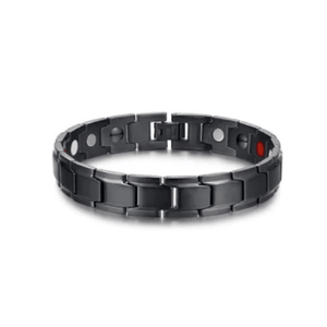 Therapeutic Energy Bracelet Black gotolovely